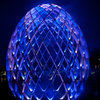 Amsterdam Festival of Light. The Ovo which symbolises birth,transformation and perfection - Amsterdam