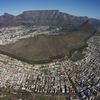Cape Town, South Africa Through a Fish Eye