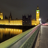 Westminster Bridge, Big Ben & Houses Of Parliment, London
