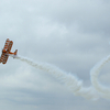 Wing Walking, Culdrose Air Day 2013