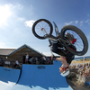 BMX Competition @ Boardmasters 2012 - Fistral Beach, Newquay, Cornwall